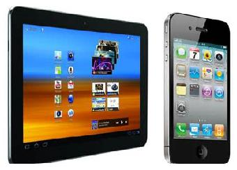 Apps for IOS/Android Tablets and Mobiles
